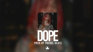 "💊 Lil Pump Type Beat - ""DOPE"" I Trap/Hip Hop Instrumental 2018"