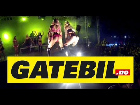 Gatebil - Mantorp - 2016