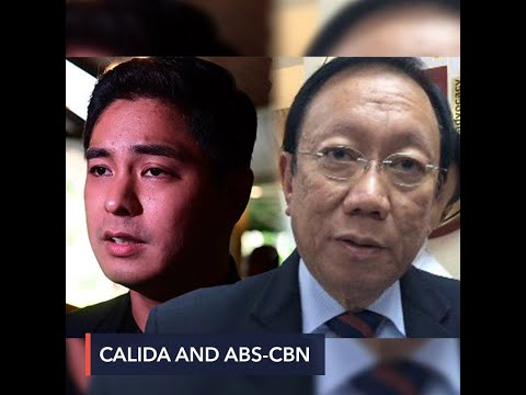 Cardo vs Calida? SolGen hits back at Coco Martin over ABS-CBN closure