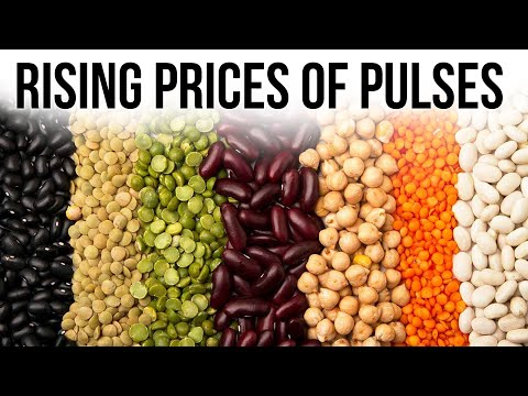 Rising price of Pulses in India, Its impact on consumers and farmers income, Current Affairs 2018