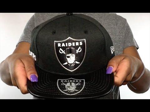 Raiders '2017 NFL ONSTAGE SNAPBACK' Hat by New Era