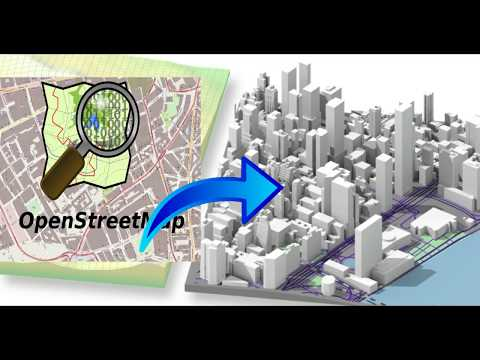 CAD MAPPER |Google Maps to Sketchup 3D Building /City Dwg ... on sun free download, dxf free download, svg free download, c4d free download, free templates to download, jpeg free download, rhino free download,
