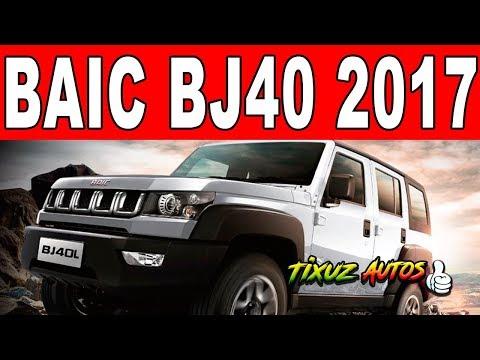 BAIC BJ40