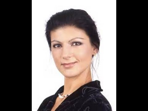 Sahra Wagenknecht spricht Klartext! Die USA als Konflikttreiber