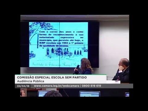 PL 7180/14 - ESCOLA SEM PARTIDO - Reunião Deliberativa - 04/04/2018 - 15:42