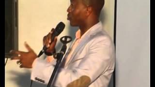 Frank Gashumba at Mbogo Old Student