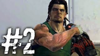 Bionic Commando PC Playthrough - Snipers! - Part 2 - Gameplay [PC/PS3/360]