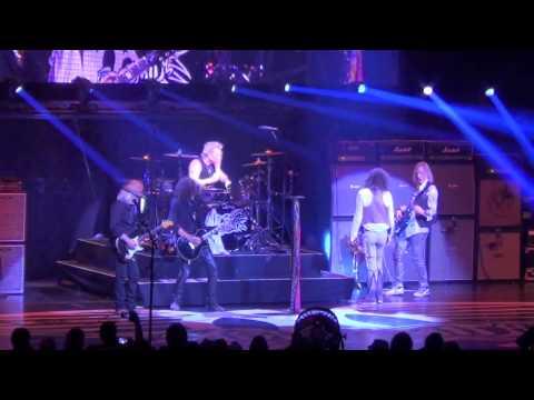 Aerosmith Foxwoods MGM Grand Casino 7-10-13 RATS IN THE CELLAR