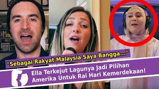 Download Lagu Ella Terkejut Lagunya Jadi Pilihan Amerika Untuk Rai Hari Kemerdekaan! mp3
