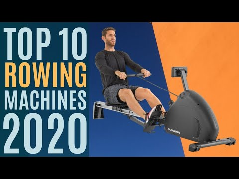 Top 10: Best Rowing Machines in 2020 / Water Rowing Machine / Exercise Rower, Full Body Workout