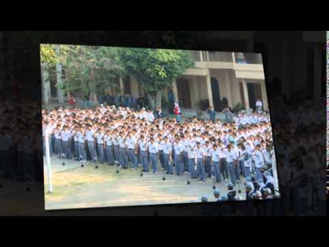 Upacara Bendera Pada Senin Tanggal 25-agustus--2014 Di SMK Negeri 5 Surakarta