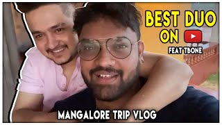 Tbone turned into Sallu bhai #vlog6