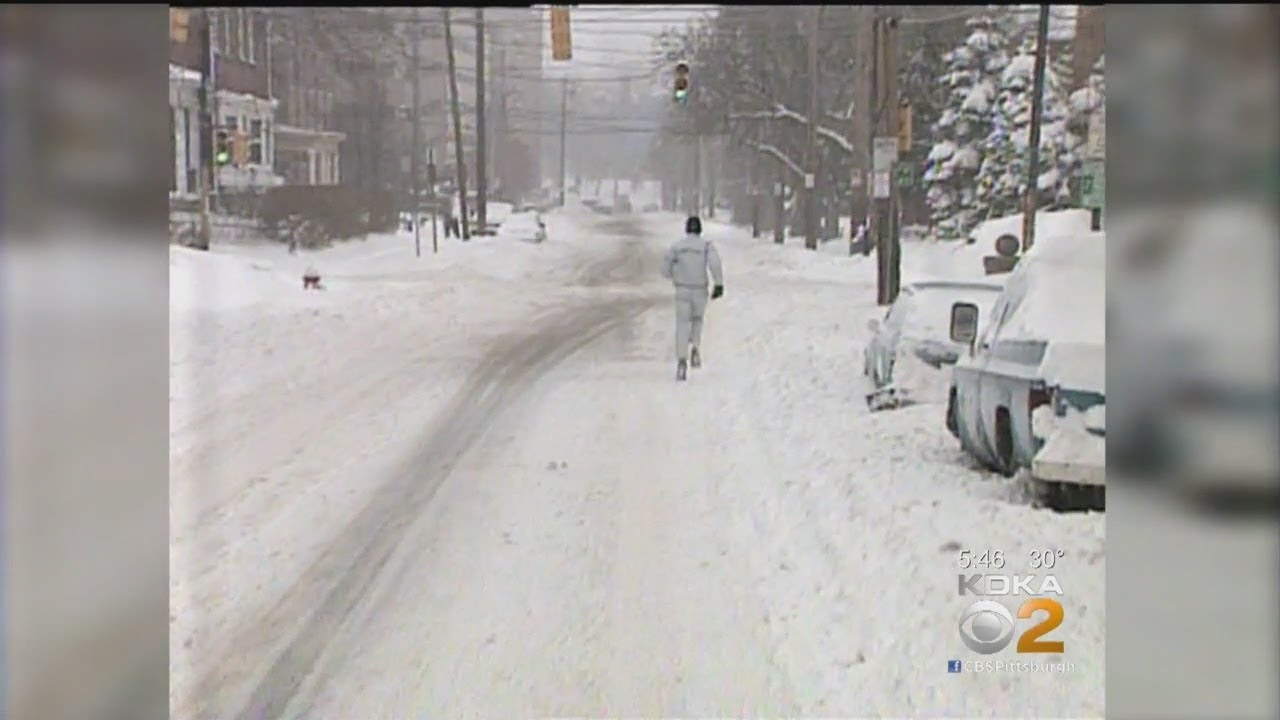 25 Years Later: KDKA-TV Legends Reflect On Blizzard Of '93