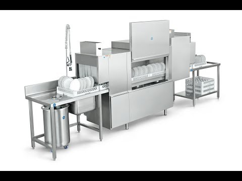 Washmatic Conveyor Type Dishwasher
