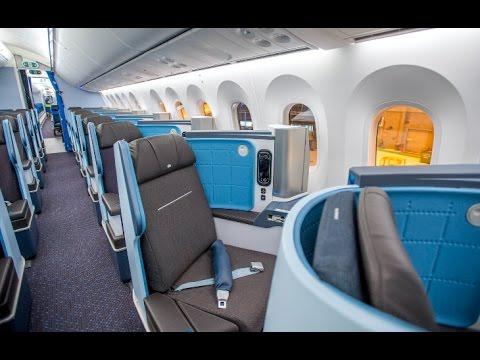 Klm Dreamliner Business Class Kuala Lumpur To Amsterdam