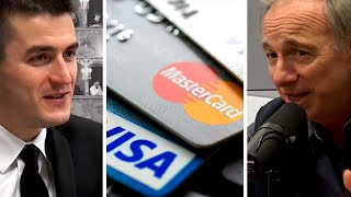 Ray Dalio: Is Credit Good for Society? | AI Podcast Clips thumbnail