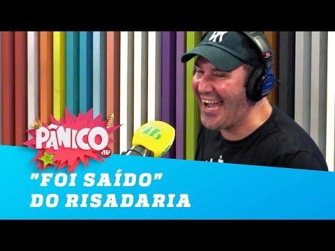 """Diogo Portugal conta porque """"foi saído"""" do Risadaria"""