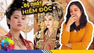 6 Người Đàn Bà Xinh Đẹp Nhưng Nổi Tiếng Hiểm Độc Nhất Lịch Sử Trung Quốc