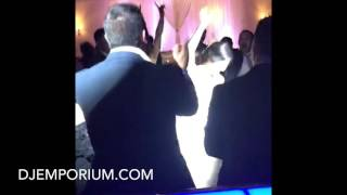 DJ Emporium Entertainment Group / Burlington Convection Center wedding