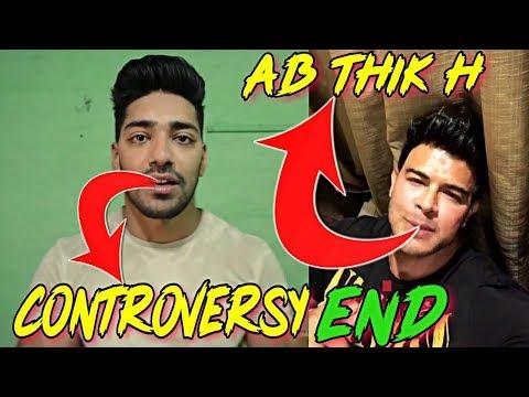 Ending Controversy Sahil Khan vs Rohit Khatri    Rohit Khatri maafi for All