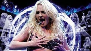 Скачать Britney Spears Hot As Ice Full Song Live Performance The Circus Tour 2009