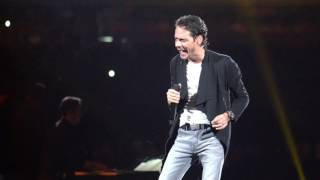 "Marc Anthony, ""Te Amare Medley,"" 2-11-17, Prudential Center"