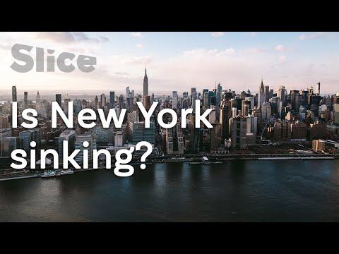 New York city underwater: Avoid the disaster | SLICE