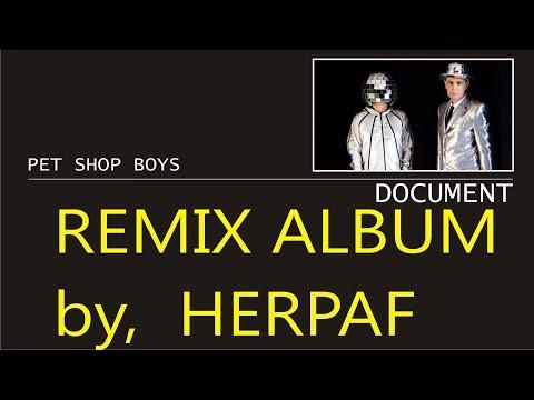PET SHOP BOYS - DOCUMENT (2018)