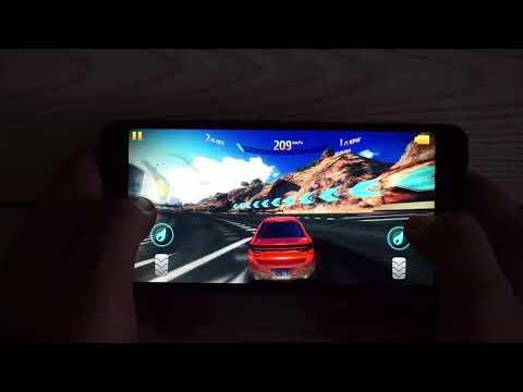 BQ-6001L JUMBO: производительность смартфона в игре Asphalt 8
