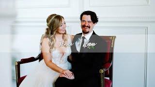 Jena + Ben's Wedding at The Mason Dallas