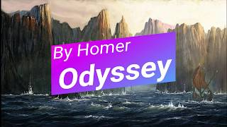 The Odyssey By Homer Summary