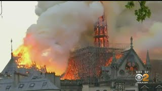 LA French Community Reacts To Notre Dame Cathedral Fire