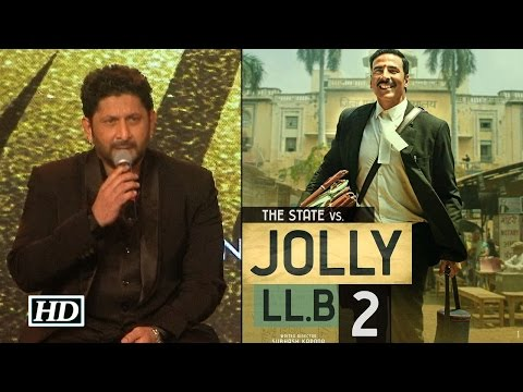 Thumbnail: Old 'Jolly' Arshad COMMENTS on Akshay 'Jolly LLB 2' Trailer