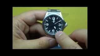 Sinn 556 A Automatic Tool Watch Germany Review