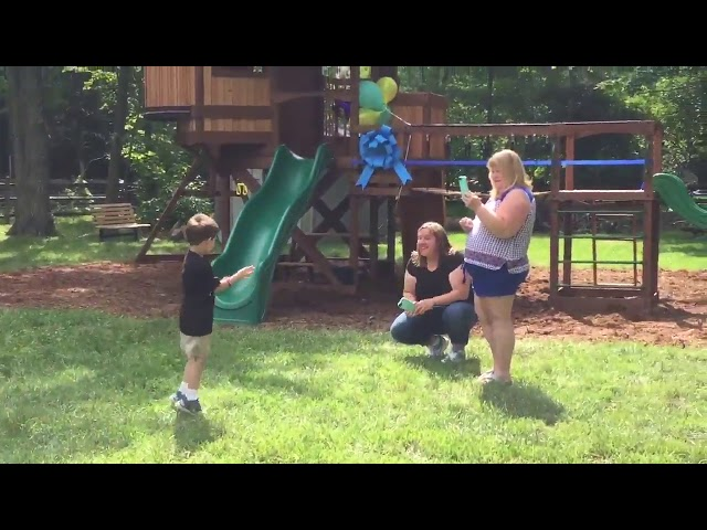 Jacob`s Playground Clermont Sun | Kids Wish Network | Wish Kid