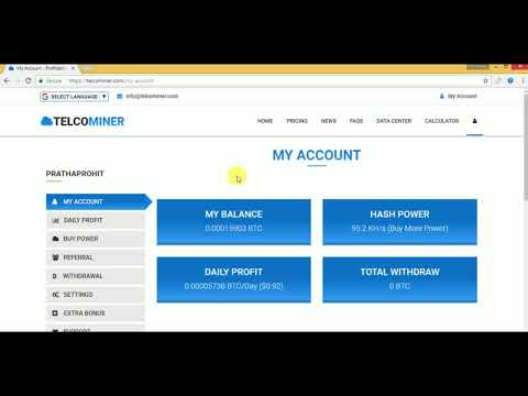 Telcominer scam Claim Free 15 KH/S | Lifetime BitCoin Mining Contracts | (Telco Miner Review)