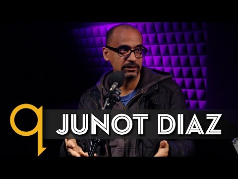 Junot Diaz on paying his debt to society
