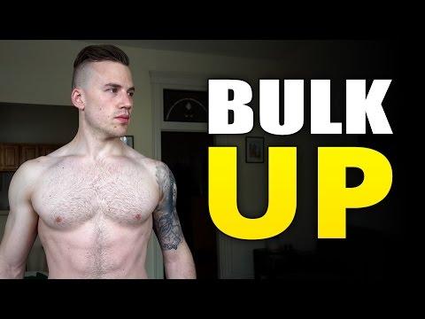 Bulking Diet for Skinny Guys | Full Day of Eating