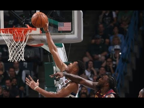 Best of Giannis Antetokounmpo from the First 3 Games of the Season
