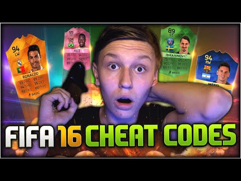 FIFA 16 CHEAT CODES?! - (FIFA 16 Ultimate Team)