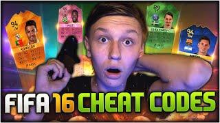 Repeat youtube video FIFA 16 CHEAT CODES?! - (FIFA 16 Ultimate Team)