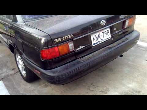 nissan sentra 94 limited edition