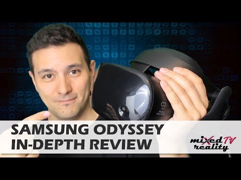 Samsung Odyssey Full Review - The Best VR Headset You Can Buy Right Now
