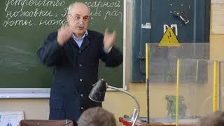 Лебедев Е.А. урок объяснения нового материала
