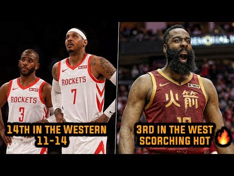 How The Houston Rockets SAVED Their Season!