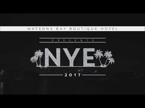 NYE 2017   #WatsonsNYE