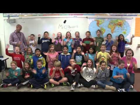 School Shout Out Glacier Edge Elementary School AM 11-18-13