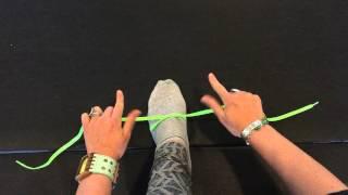 Magic Fingers Shoelace Tying