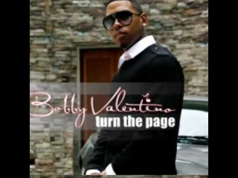 Bobby Valentino Ft: Lloyd- Can I (Turn The Page)