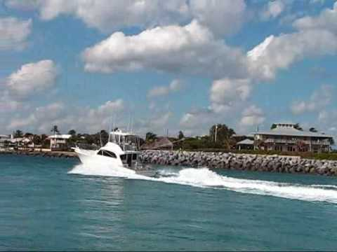 Jupiter inlet traffic youtube for Jupiter inlet fishing